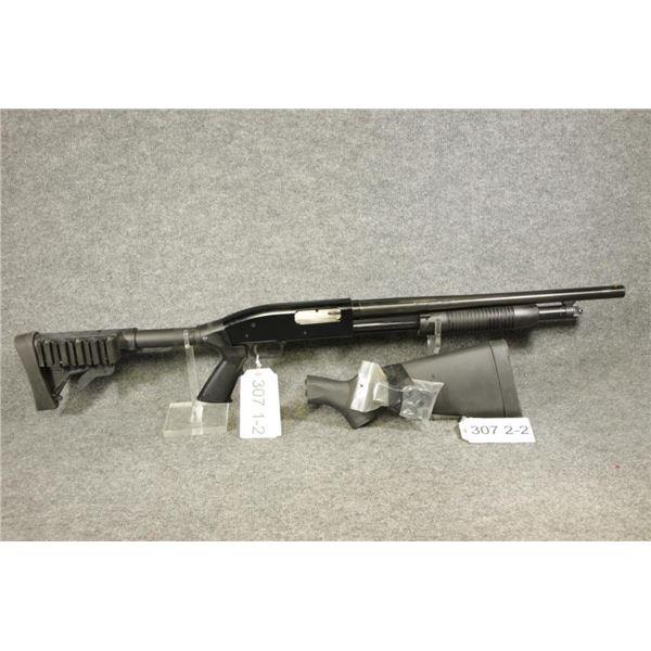 Mossberg Tactical Shotgun