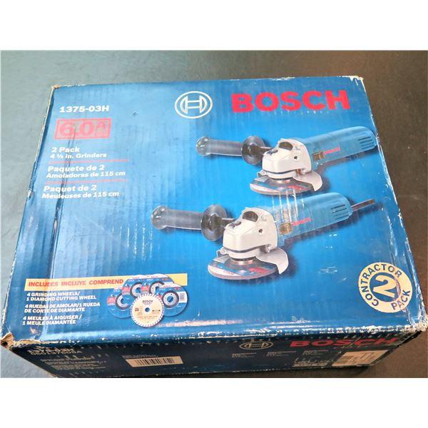 Bosch 1375-03H Grinder, 2-Pack