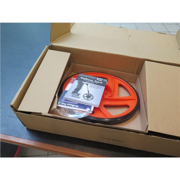 DigiRoller Plus II Digital Measuring Wheel New in Box