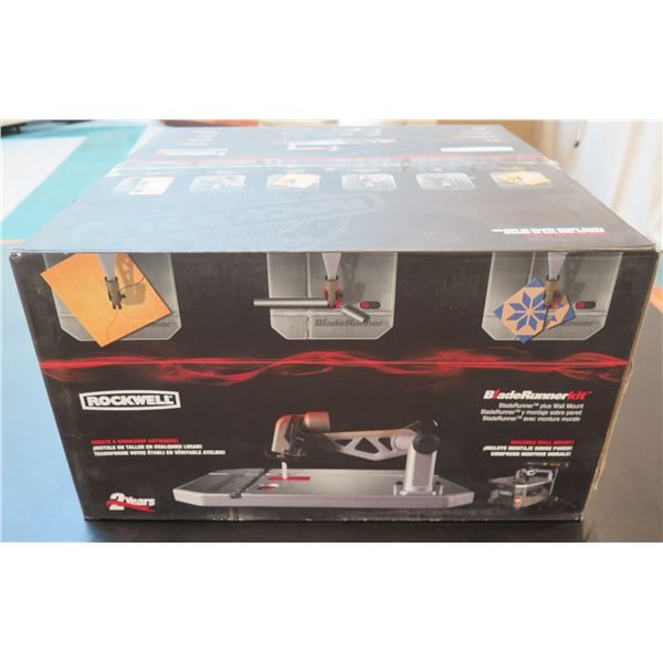Rockwell BladeRunner Kit w/ Wall Mount Model RK7321 New in Box