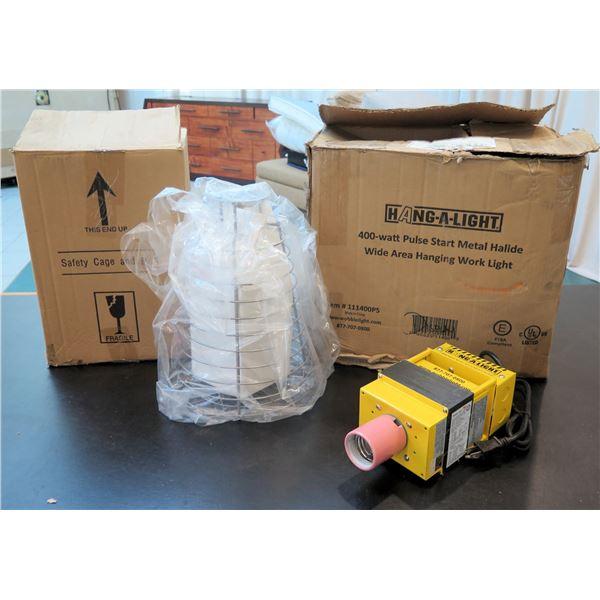 Wobble Light Hang-A-Light 400-Watt Pulse Start Metal Halide 1029A New in Box