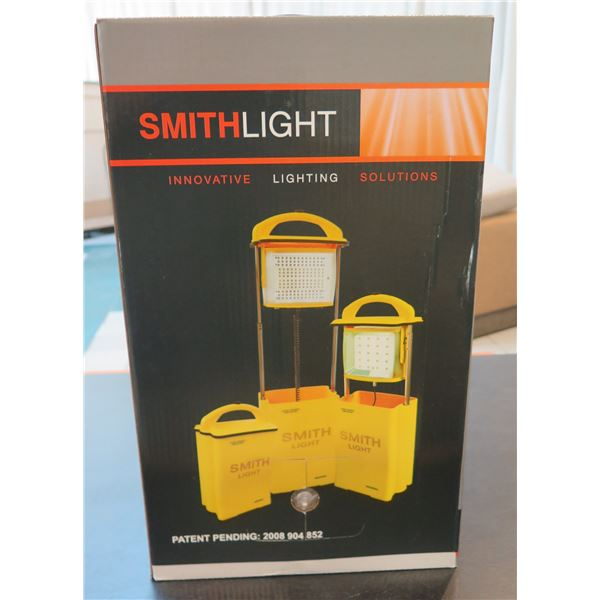 SmithLight Weatherproof Portable Lighting System Model TM120L New in Box