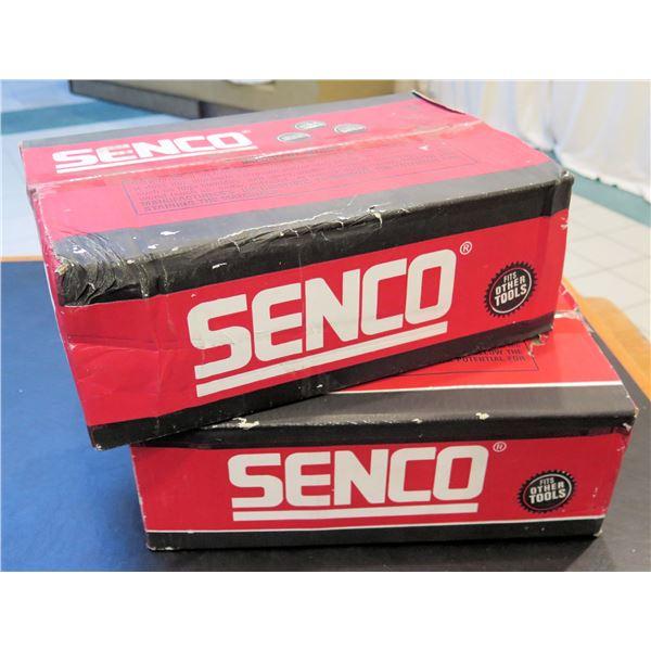 Qty 2 Boxes Senco Galvanized Nail Coils 2-3/8  X .113  2.7M  #M003013 in Box