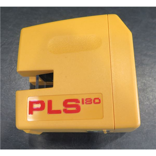 Pacific Laser Systems Palm Laser Green Beam PLS180 (Demo/Display Unit)