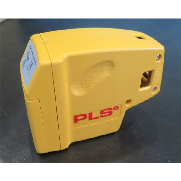 Pacific Laser Systems 5 Point Multi-Function Laser PLS5 (Demo/Display Unit)