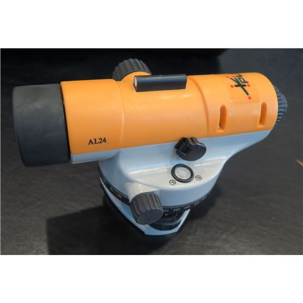 Pacific Laser Systems Rotating Laser Measure Tool AL24 No.61249 (Demo/Display Unit)
