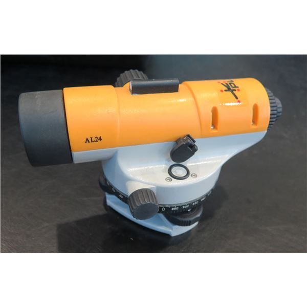 Pacific Laser Systems Rotating Laser Measure Tool AL24 No.60574 (Demo/Display Unit)