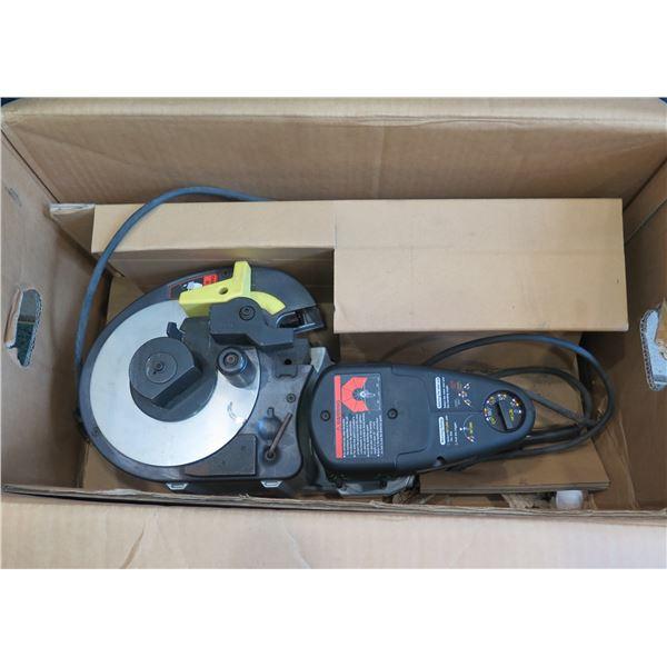 "Hitachi 5/8"" Rebar Cutter / Bender VB 16Y New in Box"