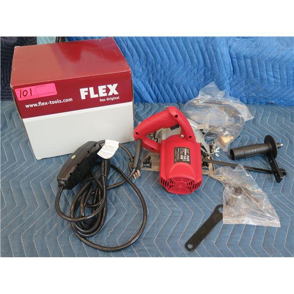 FLEX CS 40 Wet Tile Saw 120V-60Hz Model 429.392 New in Box