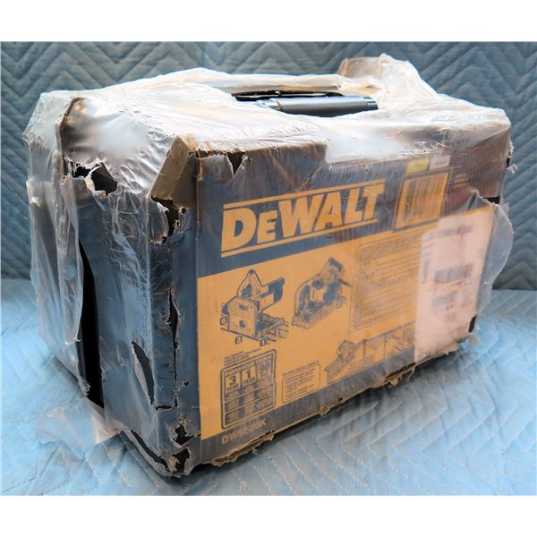 "DeWalt 165mm 6-1/2"" Track Saw Kit Model DWS520K New in Box"