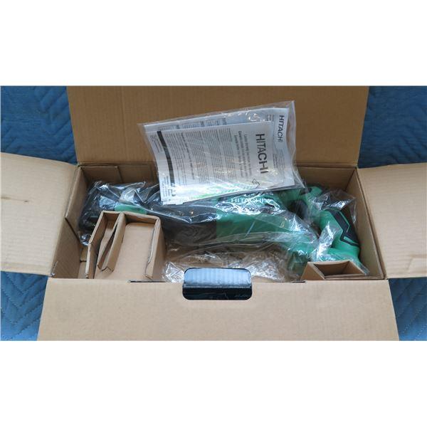Hitachi 18V Cordless Reciprocating Saw Model CR 18DGL P4 New in Box