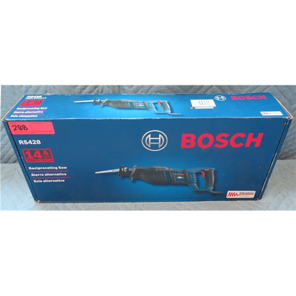 Bosch Reciprocating Saw Model RS428 New in Box