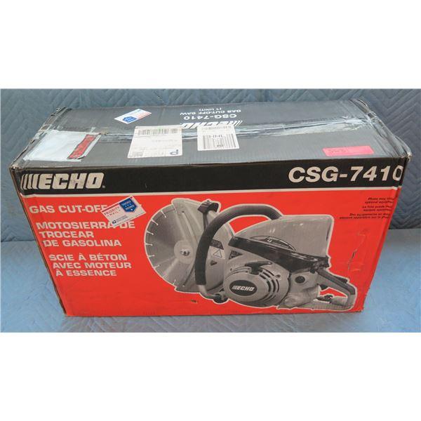 Echo Gas Cut-Off Saw Model CSG-7410 New in Box