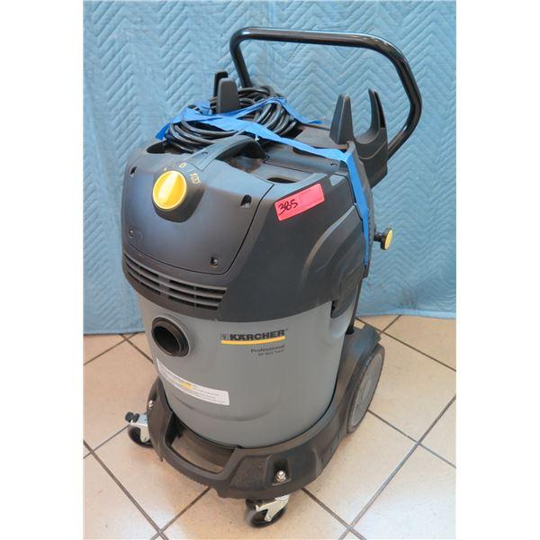 Karcher Professional Wet/Dry Shop Vacuum Model NT 65/2 Tact