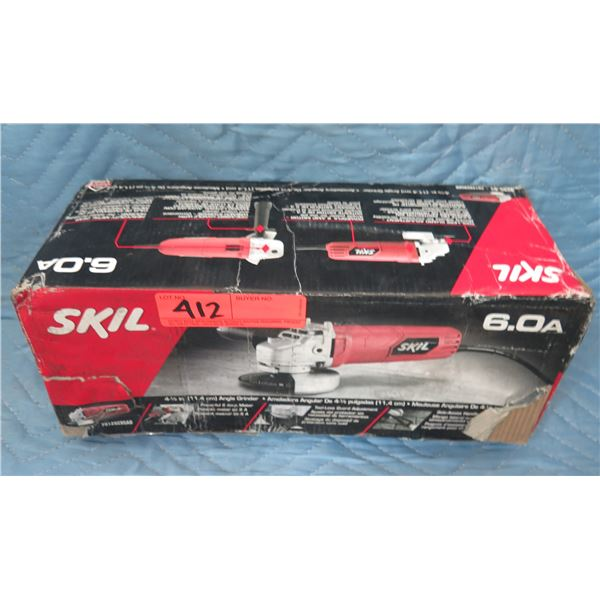 """SkilSaw 9295-01Skil 4-1/2"""" Angle Grinder New in Box"""