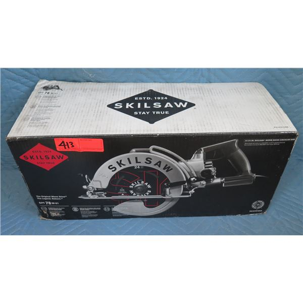 SkilSaw SPT78W01 Worm Drive Circular Saw New in Box
