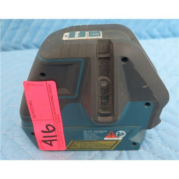 Bosch Professional GLL 3-50 3 Line Laser Level w/ Layout Beam
