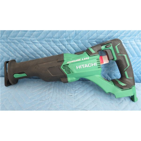 Metabo Hitachi CR18DBLP4 Cordless Reciprocating Saw 18V Brushless (Tool Only)