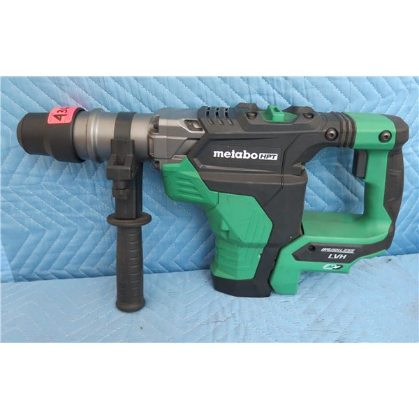 """Metabo DH36DMAQ2M Cordless Rotary Hammer SDS Max 1-9/16"""" (Tool Only)"""