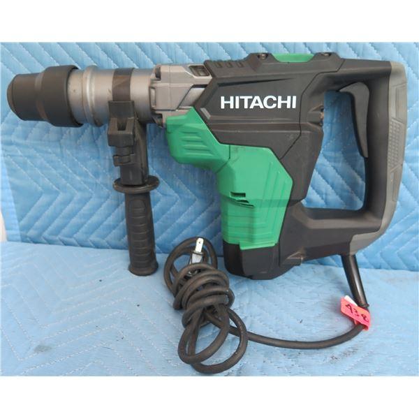 "Metabo Hitachi DH40MC Rotary Hammer SDS Max 1-9/16"""