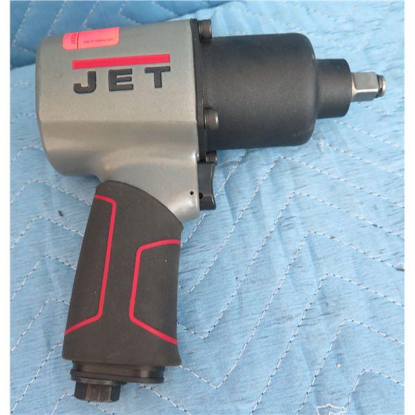 "Jet 505104 JAT-104 Impact Wrench 1/2"" R8 9000 RPM 90 PSI"