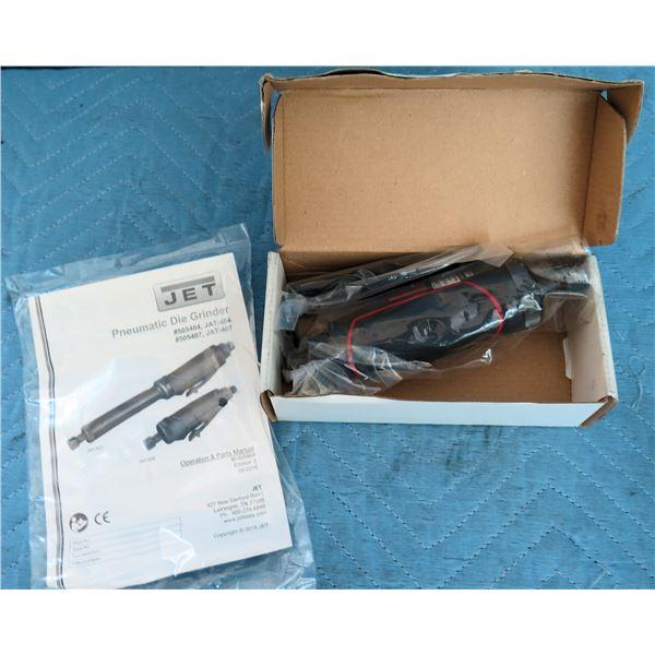 Jet 505404 JAT-404 Pneumatic Die Grinder R6 New in Box