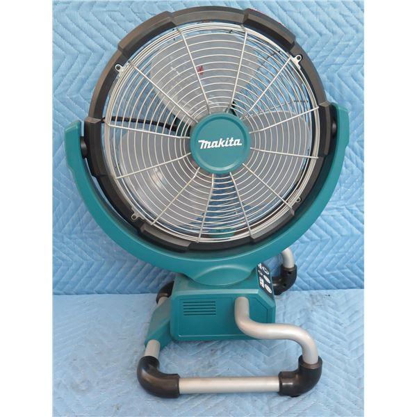 Makita DCF300Z Industrial Fan / Ventilator 18V (Tool Only)