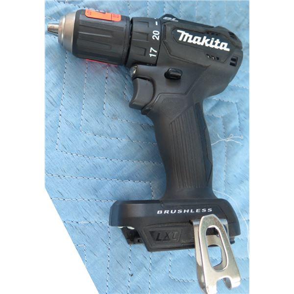 Makita XDT15ZB Sub-Compact Drill Driver 18V B/L