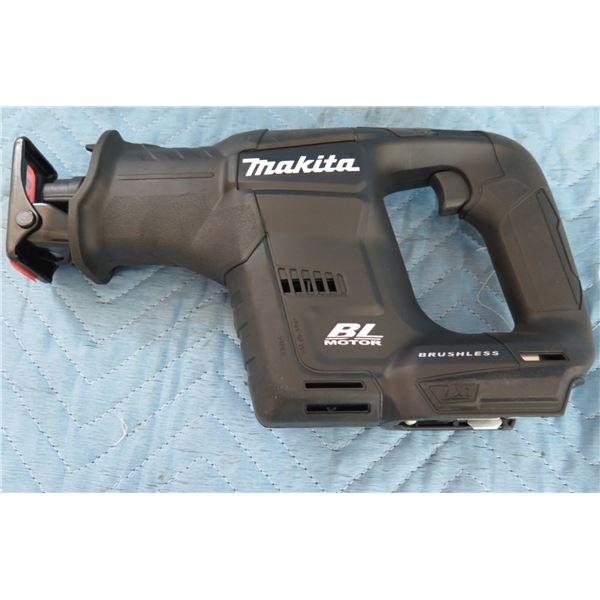 Makita XRJ07ZB Compact Reciprocating Saw 18V B/L (Tool Only)