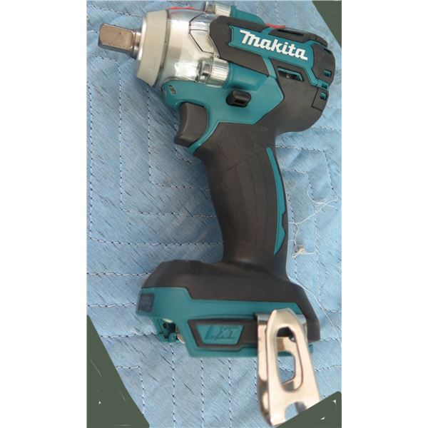 """Makita XWT11Z Impact Wrench 1/2"""" 3 Speed B/L (Tool Only)"""