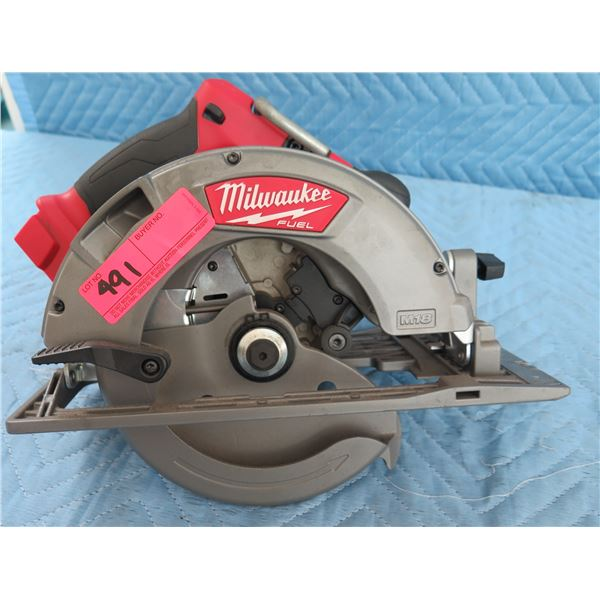 """Milwaukee 273120 Circular Saw 7-1/4"""" Brushless New (Tool Only)"""