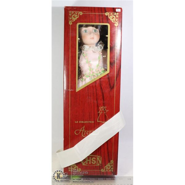 """ARTISAN COLLECTION JUDY 18"""" DOLL"""