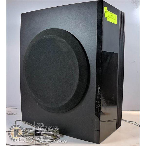 SAMSUNG SUBWOOFER SPEAKER SYSTEM