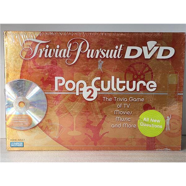"6)  FACTORY SEALED TRIVIAL PERSUIT ""POP"