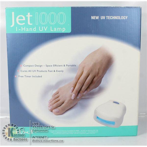 JET 1000 I-HAND UV LAMP