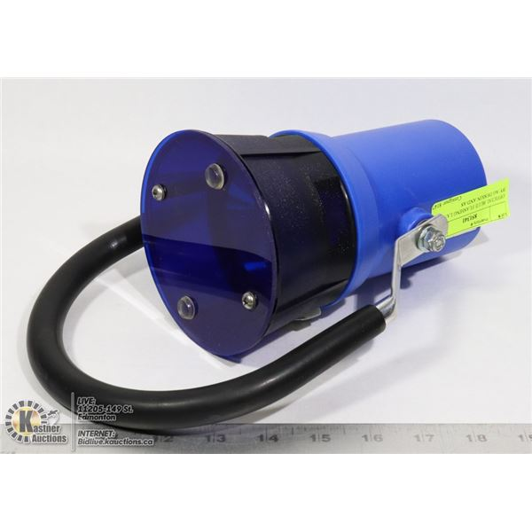 OFFICIAL BLUE FLASHING LANTERN BY AG DESIGN AND AS