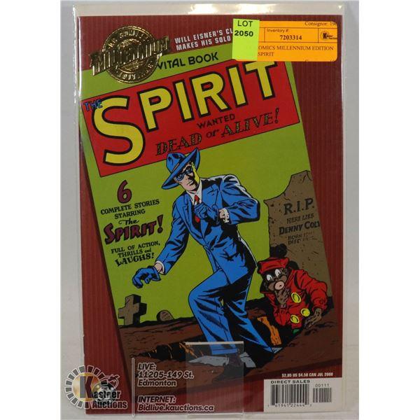 DC COMICS MILLENNIUM EDITION THE SPIRIT