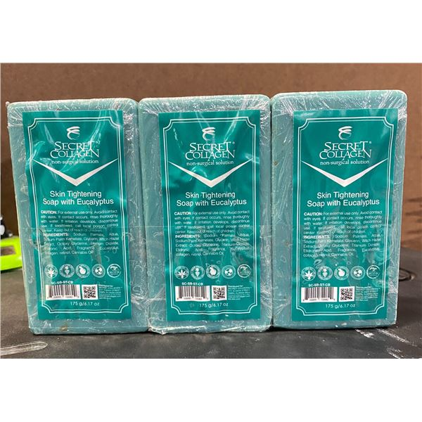 SECRET SKIN TIGHTENING CBD INFUSED SOAP