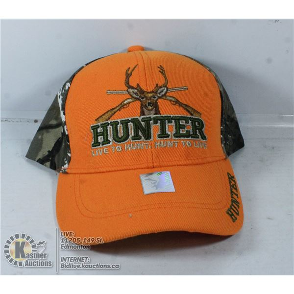 NEW HUNTING HAT