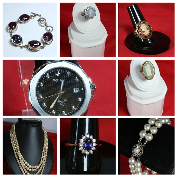 FEATURED ESTATE GOLD JEWELLERY
