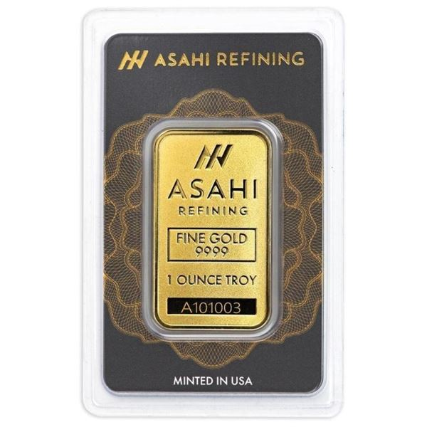 USA .9999 Fine Gold 1oz Bar. Original  Package. (Available for Pick Up or Delivery  Within 7-14 Days