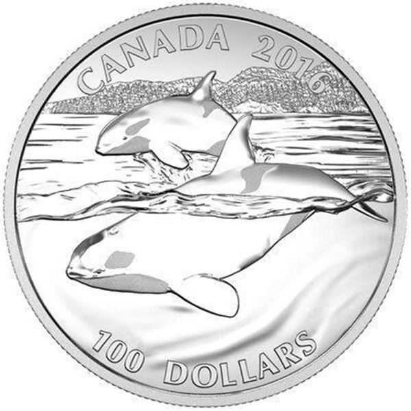 Sold Out - Ruler of the Seas 100.00 Fine  Silver Coin.