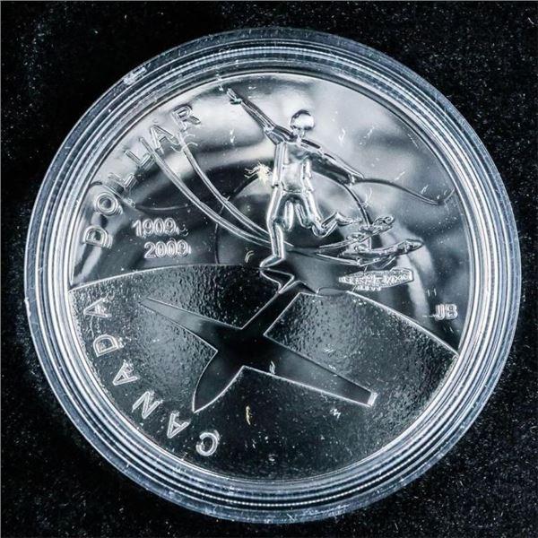 RCM 2009 Proof Silver Dollar