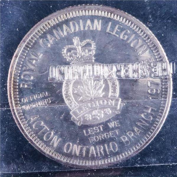 Fine Silver Trade Dollar