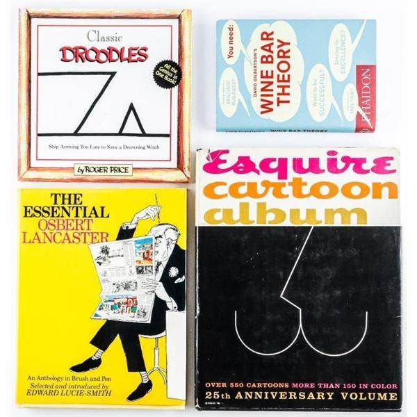 Estate Group (4) Books US- Britiain Business,  American etc
