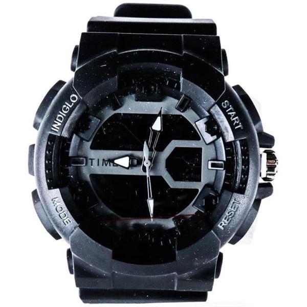 Timex Digi Analog Watch Black Strap