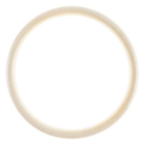 Estate - Carved Ivory Bangle Bracelet