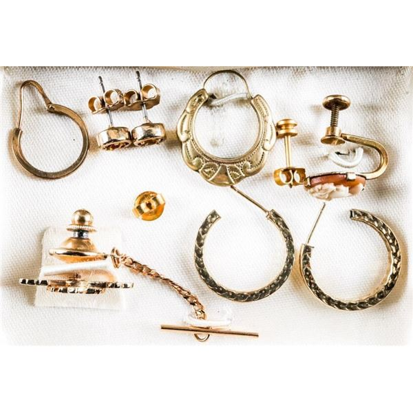Estate- Mixed Box of Jewellery