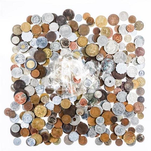 Estate - Lot/Bag Mixed World & Canada Coins