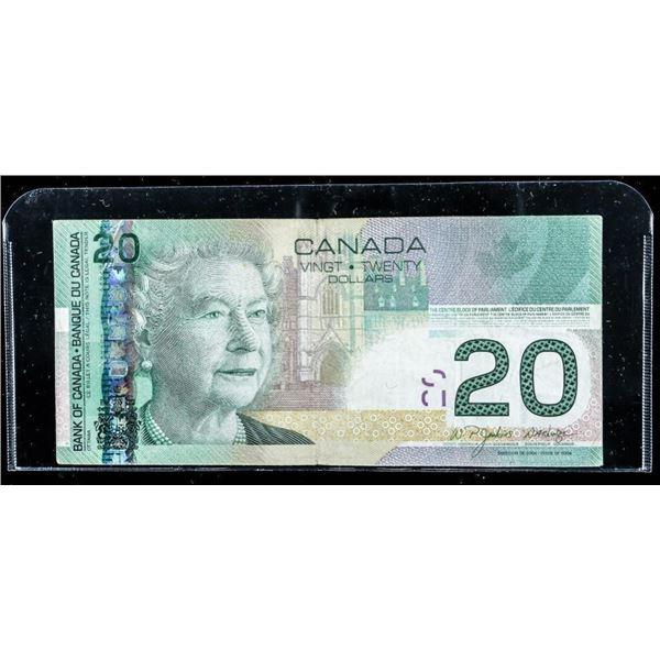 Bank of Canada 2004 $20 - (AZN)